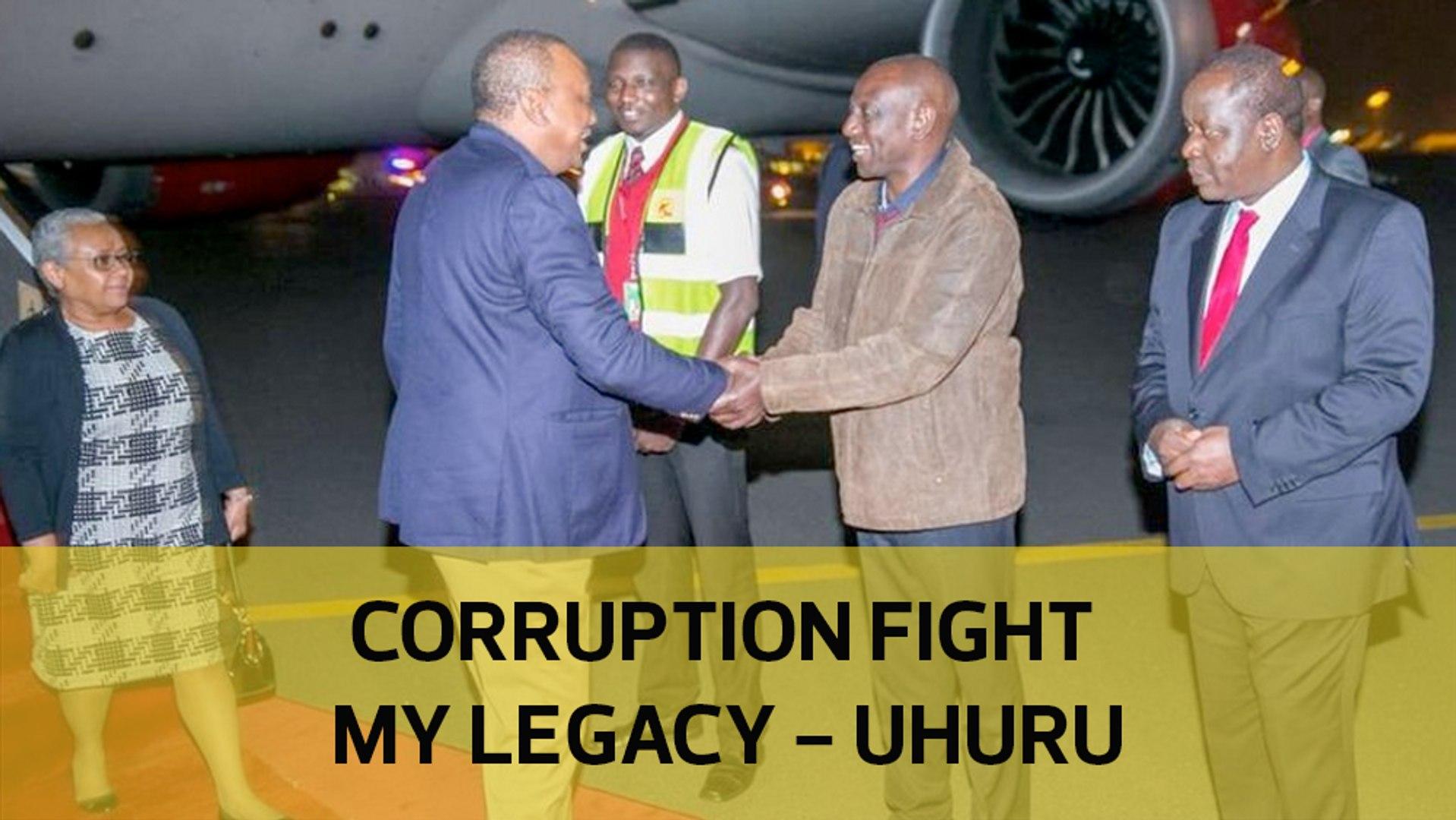 Uhuru legacy 2